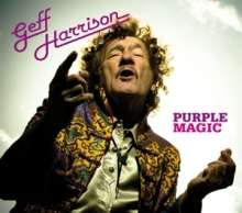 Geff Harrison: Purple Magic, CD