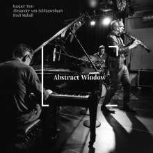 Kasper Tom, Alexander von Schlippenbach & Rudi Mahall: Abstract Window, LP