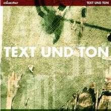 Clueso: Text und Ton, 2 LPs und 1 CD