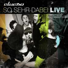Clueso: So sehr dabei - Live, CD
