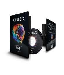 Clueso: Stadtrandlichter Live, Blu-ray Disc