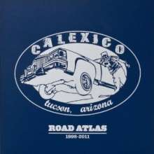 Calexico: Selections From Road Atlas 1998 - 2011, CD