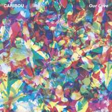 Caribou: Our Love, CD