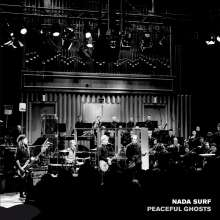Nada Surf: Peaceful Ghosts: Live (Limited Edition), 2 LPs
