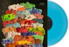 Calexico & Iron And Wine: Years To Burn (180g) (Limited-Edition) (Turquoise Vinyl) (inkl. Artprint, exklusiv für jpc!), LP