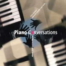 Dunton,Kait/Gündel-vom Hofe,Albrecht: Piano Conversations, CD