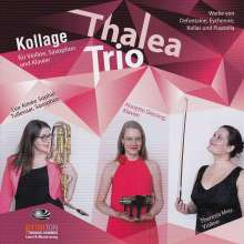 Thalea Trio - Kollage, CD