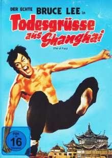 Todesgrüße aus Shanghai (Blu-ray & DVD im Mediabook), 2 Blu-ray Discs