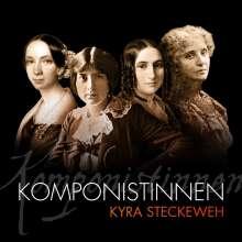 Kyra Steckeweh - Komponistinnen, 2 CDs