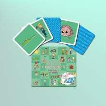 Kalle Klang & Die Flohtöne: Sing mit mir: Kinderlieder 4 (inkl. Memory-Spiel), CD