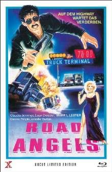 Road Angels (Blu-ray), Blu-ray Disc
