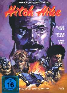Hitch Hike (Blu-ray & DVD im Mediabook), Blu-ray Disc