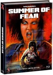 Summer of Fear (Blu-ray & DVD im Mediabook), 1 Blu-ray Disc und 1 DVD