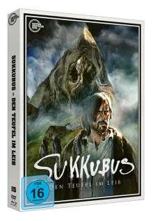 Sukkubus - Den Teufel im Leib (Blu-ray & DVD im Digipak), 1 Blu-ray Disc und 1 DVD