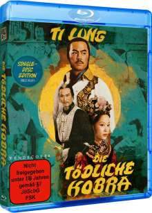 Ti Lung - Die tödliche Kobra (Blu-ray), Blu-ray Disc