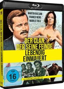 Der Clan, der seine Feinde lebendig einmauert (Blu-ray), Blu-ray Disc