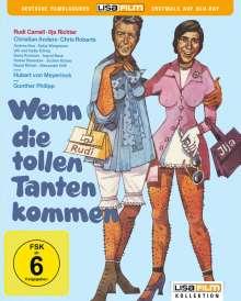 Wenn die tollen Tanten kommen (Blu-ray), Blu-ray Disc