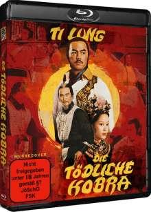 Ti Lung - Die tödliche Kobra (Blu-ray & DVD), 1 Blu-ray Disc und 1 DVD