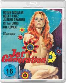 Jet Generation (Blu-ray), Blu-ray Disc