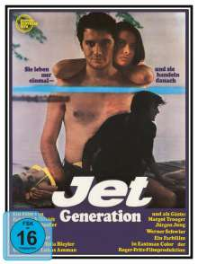 Jet Generation (Blu-ray & DVD im Digipak), 1 Blu-ray Disc und 1 DVD