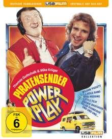 Piratensender Powerplay (Blu-ray), Blu-ray Disc