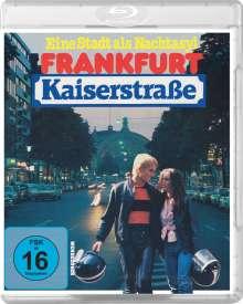 Frankfurt Kaiserstrasse (Blu-ray), Blu-ray Disc