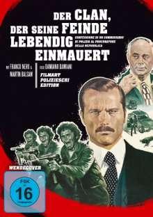 Der Clan, der seine Feinde lebendig einmauert (Blu-ray & DVD), 1 Blu-ray Disc und 1 DVD