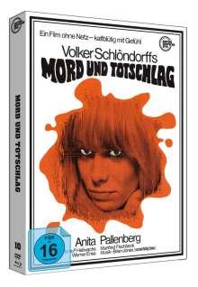 Mord und Totschlag (Blu-ray & DVD im Digipak), Blu-ray Disc