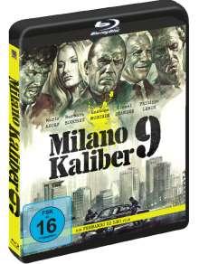 Milano Kaliber 9 (Blu-ray & DVD), Blu-ray Disc