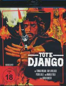 Töte Django (Blu-ray), Blu-ray Disc