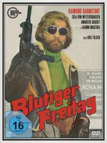 Blutiger Freitag (Blu-ray & DVD im Mediabook), 2 Blu-ray Discs