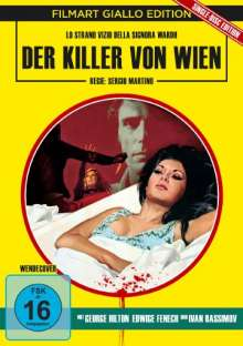Der Killer von Wien, DVD