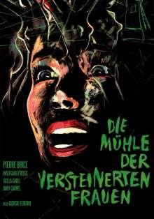 Die Mühle der versteinerten Frauen, DVD
