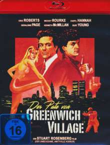 Der Pate von Greenwich Village (Blu-ray), Blu-ray Disc