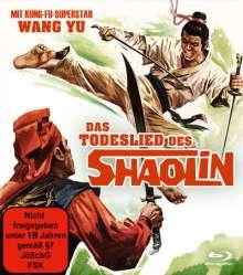 Das Todeslied der Shaolin (Blu-ray), Blu-ray Disc