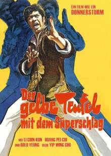Der gelbe Teufel mit dem Superfaust  [LE], DVD