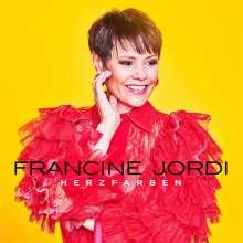 Francine Jordi: Herzfarben - Meine Best Of, CD
