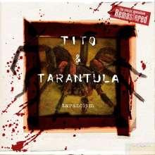 Tito & Tarantula: Tarantism (Remastered), CD