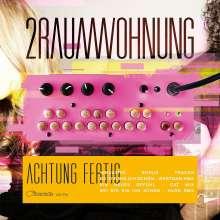 2raumwohnung: Achtung Fertig (Digisleeve + Bonustracks), CD