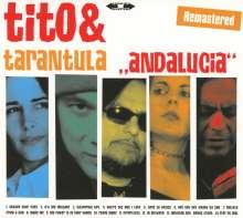 Tito & Tarantula: Andalucia (Remastered), CD