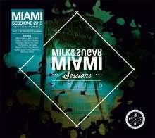 Milk & Sugar Miami Sessions 2015, 2 CDs