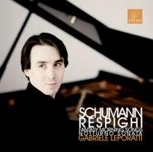 Ottorino Respighi (1879-1936): Klaviersonate f-moll, CD
