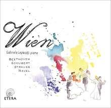 Gabriele Leporatti - Wien, CD