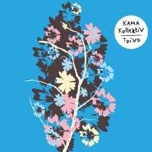 Kama Collective: Toivo, CD