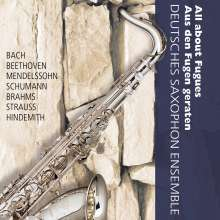 Deutsches Saxophon Ensemble, CD
