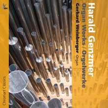 Harald Genzmer (1909-2007): Orgelwerke, CD