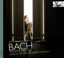 Alexandra Sostmann - Bach & Contemporary Music, CD