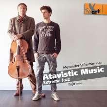 Alexander Suleiman & Yojo: Extreme Jazz, CD