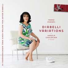 Franz Hummel (geb. 1939): Diabelli-Variationen, CD
