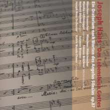 Joseph Haas (1879-1960): Das Lebensbuch Gottes, CD